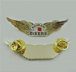Wings Lapel Pins